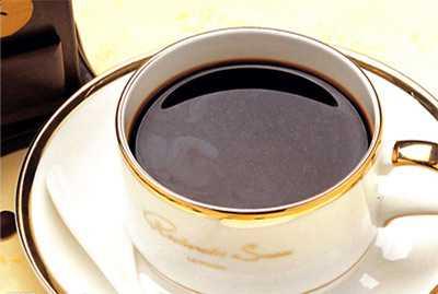 咖啡不能和什么一吃吃