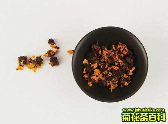 菊花茶不能和什么一起吃 和这些一起吃会中毒