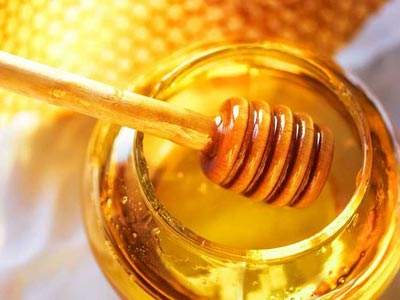 蜂蜜不能和什么一起吃