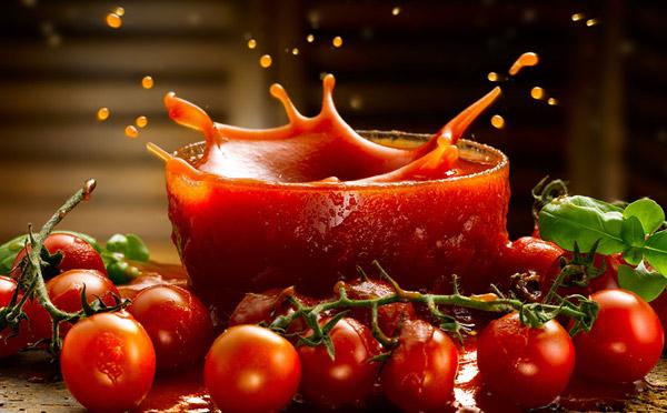 番茄酱不能和什么一起吃