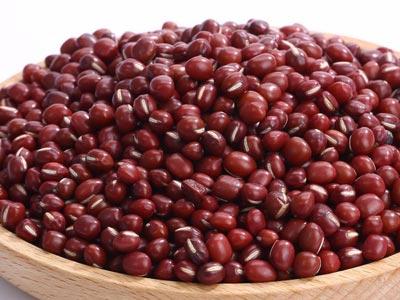 红豆不能和什么一起吃