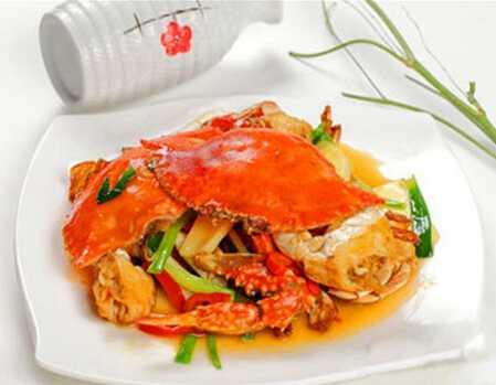 螃蟹吃法 在家自制美味螃蟹