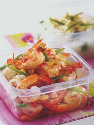 香辣虾食谱