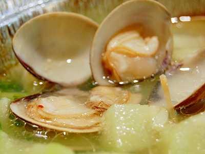 蛤蜊不能和什么一起吃