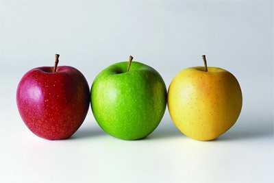 苹果不能和什么一起吃