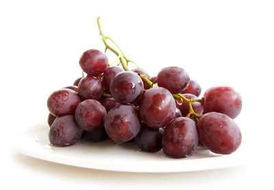 葡萄不能和什么一起吃