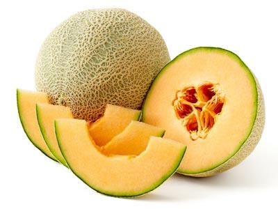 哈密瓜不能和什么一起吃