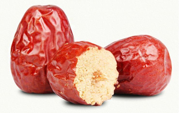 红枣的营养价值,吃红枣有什么好处