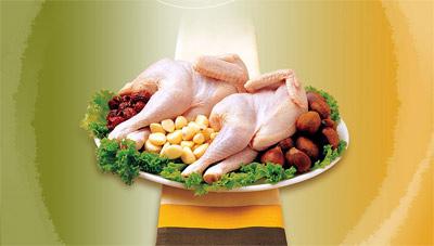 鸡肉不能和什么一起吃