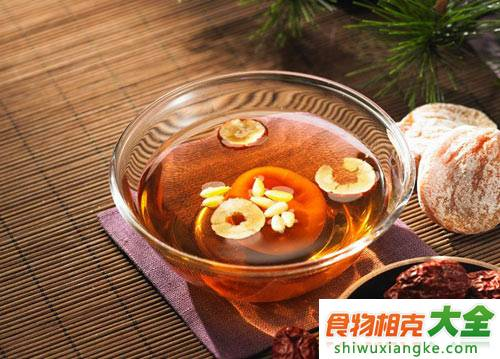 自制养生茶的做法大全图片