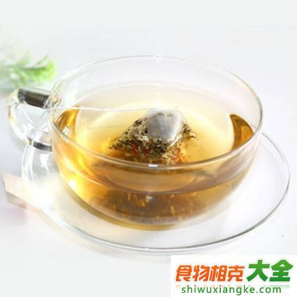 自制养生茶包图片