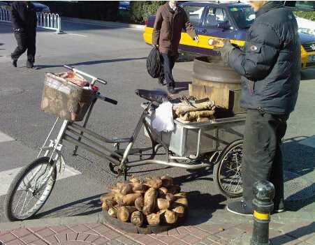 冬季烤红薯需注意了一不小心会中毒