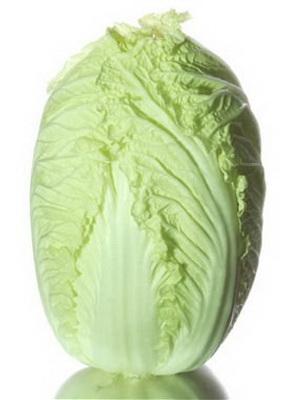 大白菜的食疗功效与治病验方