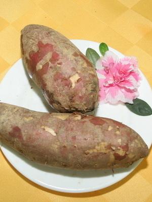 甘薯的食疗功效与治病验方