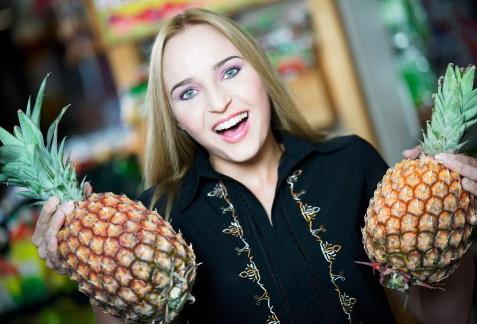 菠萝食物相宜相克表