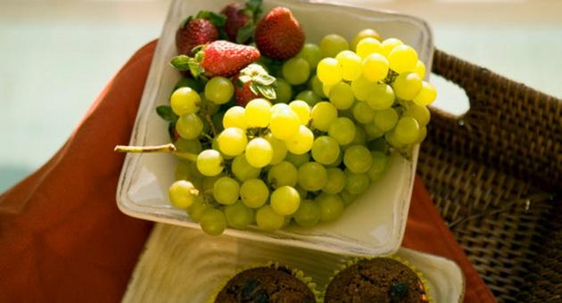 葡萄的营养价值和营养功效