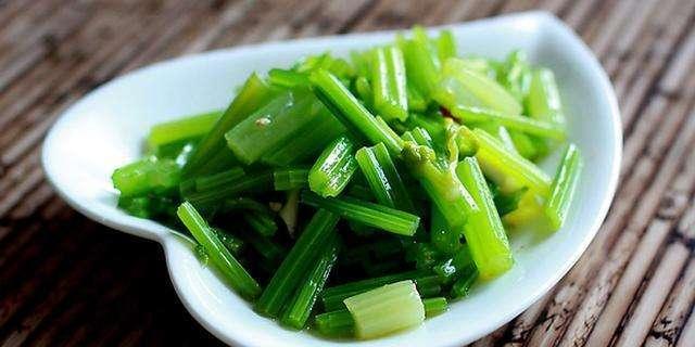芹菜食物相克, 和芹菜相克的食物列表!