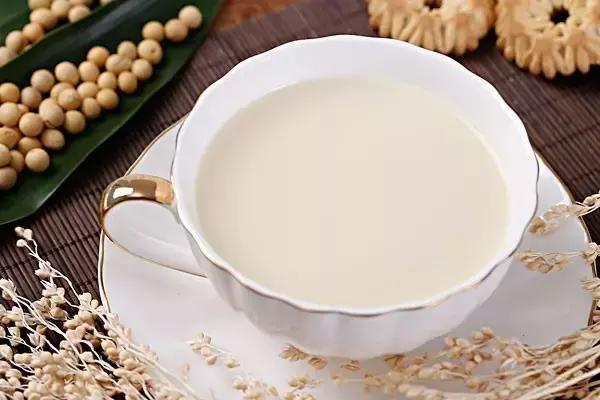 豆浆的功效和作用及其禁忌