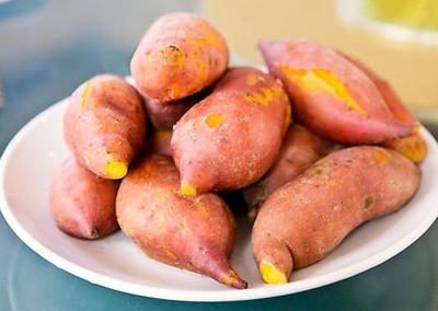 红薯,营养