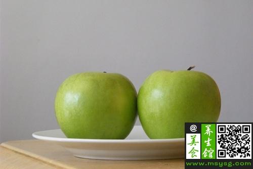 不同颜色苹果 养生功效大不同  (4)