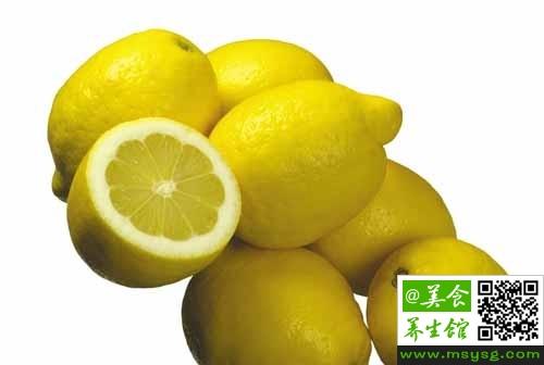 常喝柠檬水好吗