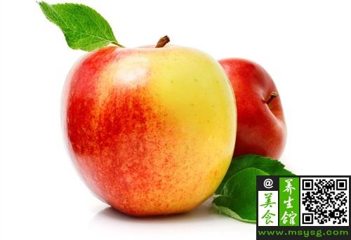 不同颜色苹果 养生功效大不同  (5)