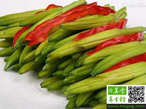 黄花菜中毒