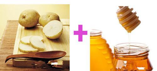 蜂蜜搭配土豆有助治疗胃溃疡