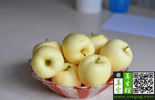 不同颜色苹果 养生功效大不同  (3)