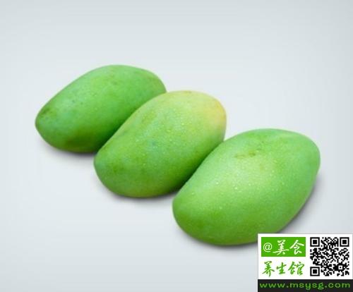 皮肤过敏能吃青芒果吗