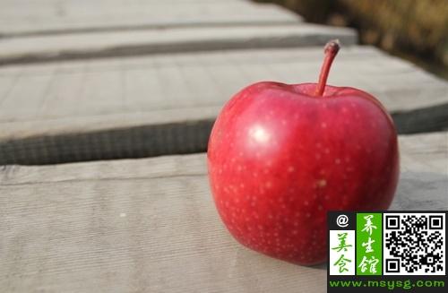 不同颜色苹果 养生功效大不同  (7)