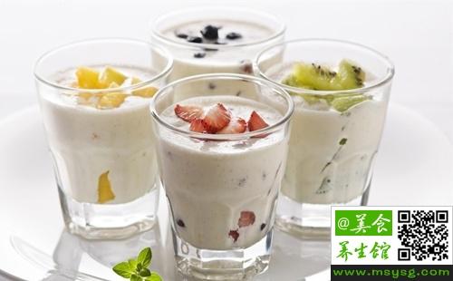 常喝酸奶会发胖吗